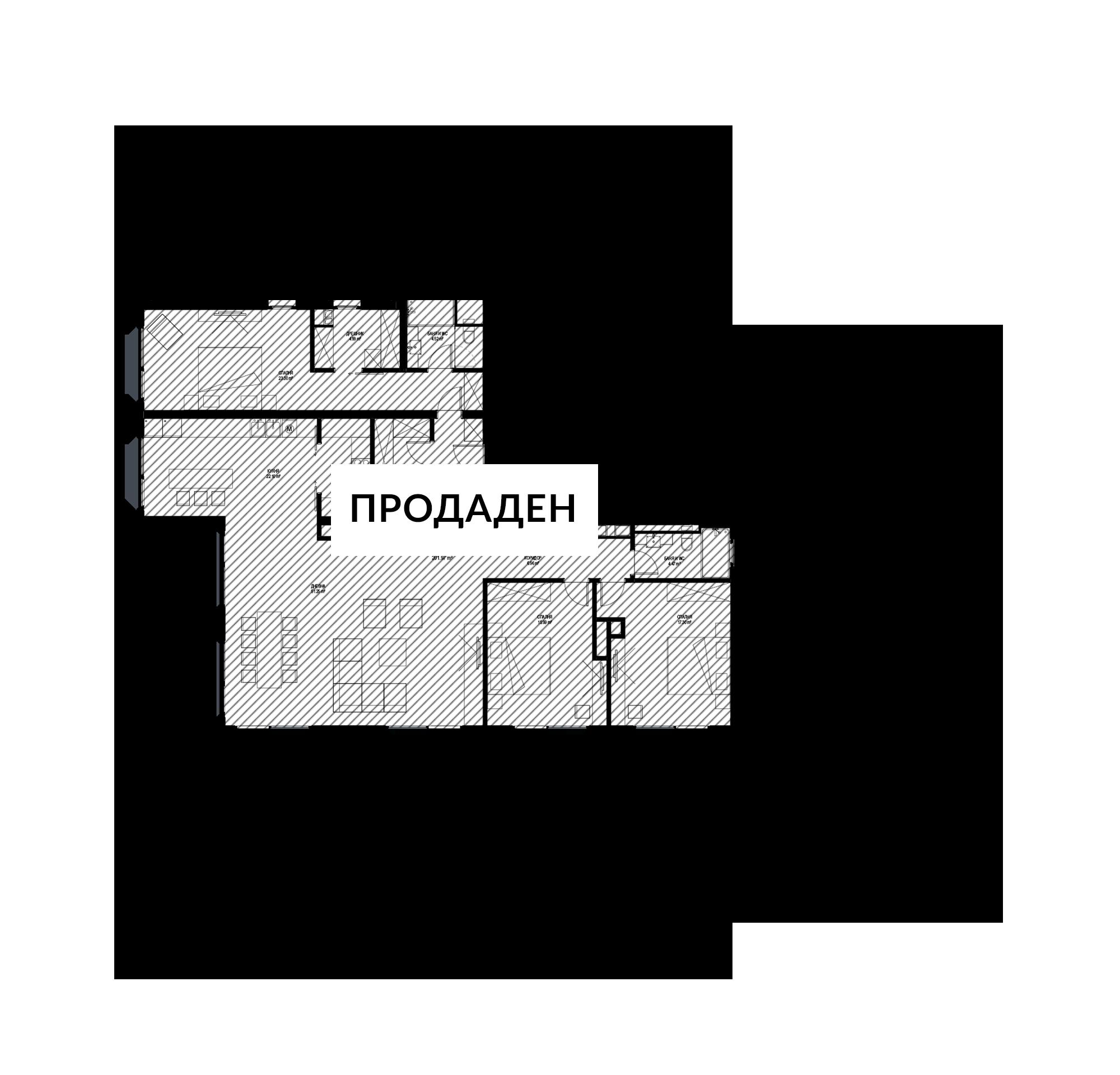 A - Етаж 4 1